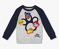 Детский свитшот Щенячий Патруль для мальчика C&A Германия Размер 104