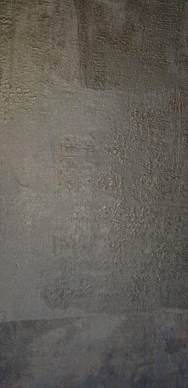 Шпалери вінілові на флізелін Marburg 91229 Hamburg City Style метрові однотон тонка смуга світло коричневі