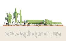 Линия гранулирования 2 тонны в час на базе АВМ 1,5 и ОГМ 1,5
