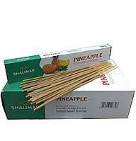 Аромапалочки-благовония Shalimar Pineapple 20 штук в наборе