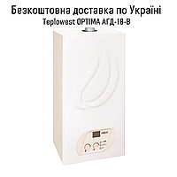 Котел Teplowest Optima АГД-18-В + безкоштовна доставка