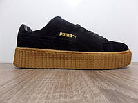 Кроссовки Puma Creeper by Rihanna Black