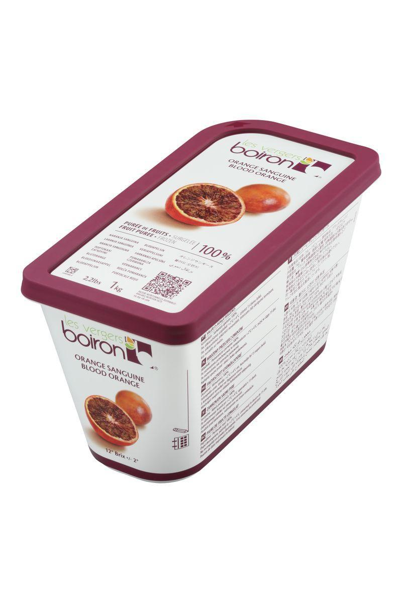 Заморожене пюре Червоний апельсин Les vergers Boiron