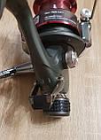 Катушка рыболовная  Coyote 4000 RD 3+1 (две шпули), фото 3