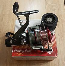 Котушка рибальська Coyote 6000 RD 3+1 (дві шпулі)