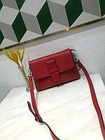 Сумка - клатч з натуральної шкіри.Маленька шкіряна сумочка., фото 1