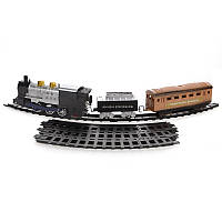 IM256 Железная дорога паровоз вагоны для детей