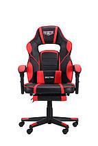 Кресло VR Racer Dexter Webster черный/красный АМФ, фото 3