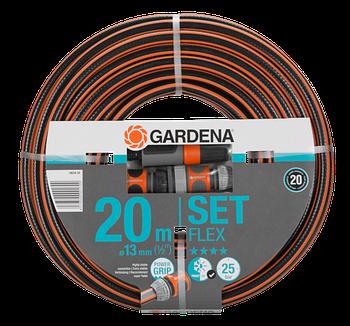 """Шланг Flex Ø13мм (1/2"""") 20м Set Gardena"""