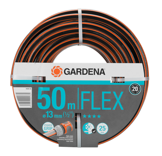 "Шланг Flex Ø13мм (1/2"") 50м Gardena"