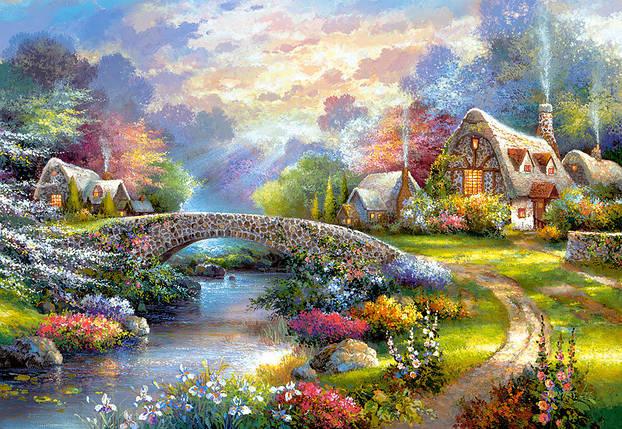 Пазлы Весна на 1000 элементов, фото 2