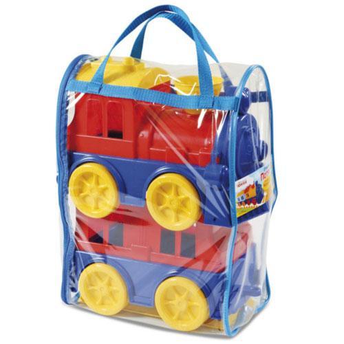 Іграшка Потяг з пасажирським вагоном