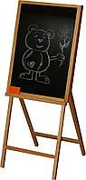 Мольберт для рисования 1-сторонний (60*70*105) ВП-006 Винни Пух