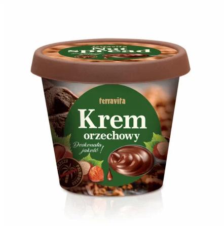 Горіхова паста Terravitaз шоколадом 230 г