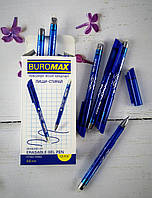 Ручка гелевая Пиши-стирай Erase Slim Синяя 0,5 мм BM.8300-01 Buromax