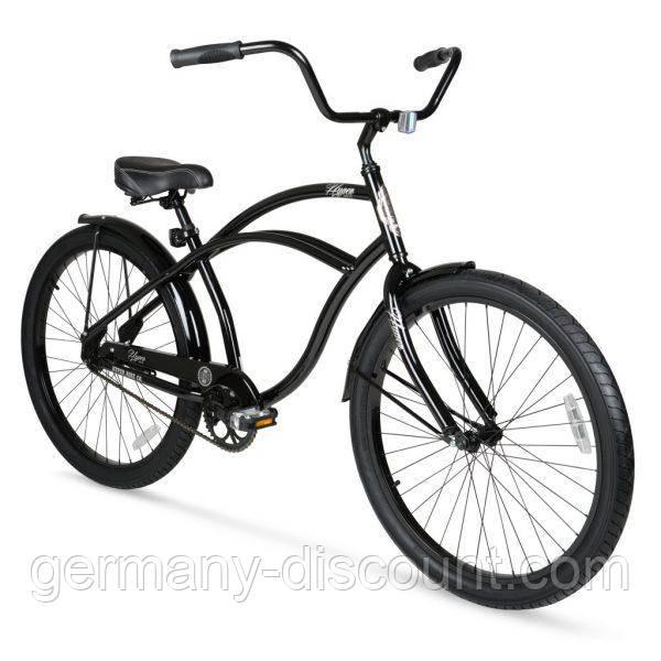 Велосипед 26-дюймовий Hyper HBC Black Cruiser (Німеччина)