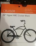 Велосипед 26-дюймовий Hyper HBC Black Cruiser (Німеччина), фото 8