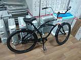 Велосипед 26-дюймовий Hyper HBC Black Cruiser (Німеччина), фото 9