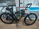 Велосипед 26-дюймовий Hyper HBC Black Cruiser (Німеччина), фото 10