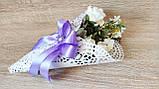 Кулёчек для лепестков роз Classic. Цвет лиловый., фото 2