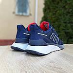 Мужские кроссовки Adidas Nova Run (синие) 10055, фото 2