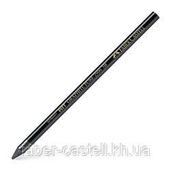 Графит натуральный Faber-Castell Pitt Graphite Pure Pencil, степень твердости 3B, 117303