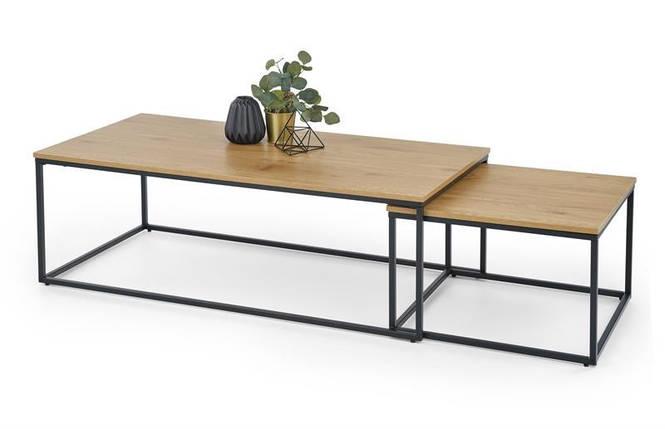 Журнальный столик ALASKA Halmar, фото 2