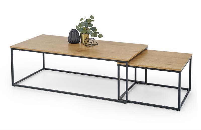 Журнальный столик ALASKA Halmar