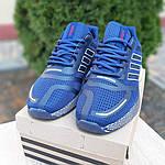Мужские кроссовки Adidas Nova Run (синие) 10055, фото 7