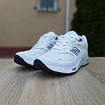 Женские кроссовки New Balance 991 (бело-серые) 20045, фото 2