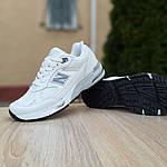 Женские кроссовки New Balance 991 (бело-серые) 20045, фото 5