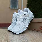 Женские кроссовки New Balance 991 (бело-серые) 20045, фото 6