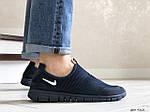 Мужские кроссовки Nike Free Run 3.0 (темно-синие) 9202, фото 3