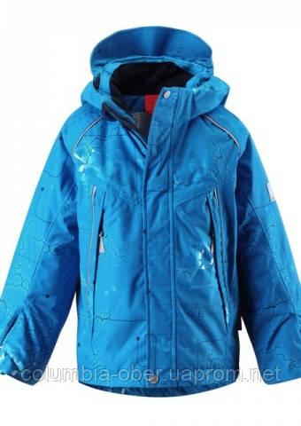 Зимняя куртка для мальчика Reimatec Thunder 521363-6525. Размеры 116 и 128.