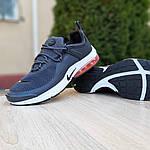 Мужские кроссовки Nike Air Presto (серые) 10066, фото 5
