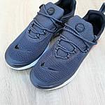 Мужские кроссовки Nike Air Presto (серые) 10066, фото 8
