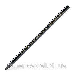 Графит натуральный Faber-Castell Pitt Graphite Pure Pencil, степень твердости 7B, 117307