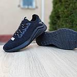 Женские кроссовки Puma Hybrid (черные) 20058, фото 3