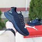 Жіночі кросівки Puma Hybrid (чорні) 20058, фото 9