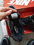 Мужские кроссовки Nike Air Max 270 React (черно-серые) 343PL, фото 2