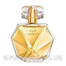 Парфумерна вода для жінок Avon Eve Confidence (50 мл) конфіденс