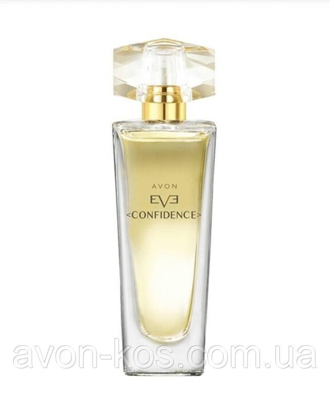 Парфюмерная вода Avon Eve Confidence (30 мл) Diskavery