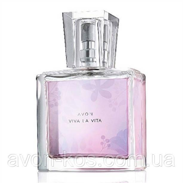 Парфумерна вода Avon Viva la Vita (30 мл)