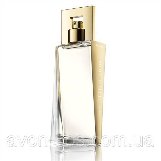 Парфюмерная вода Avon Attraction для Нее (50 мл) - Атрекшен женский