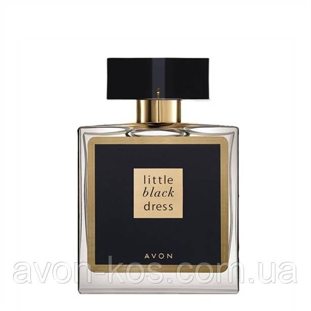 Парфумерна вода Avon Little Black Dress (100 мл) Чорне плаття