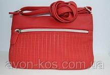 Женская сумка Avon Мэдисон Красная