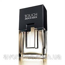 Туалетная вода Avon Black Suede Touch (75 мл)