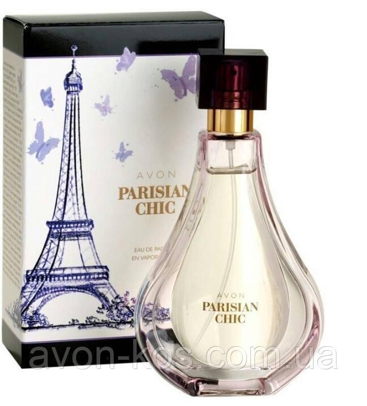 Парфюмерная вода  Avon Parisian Chic (50 мл)
