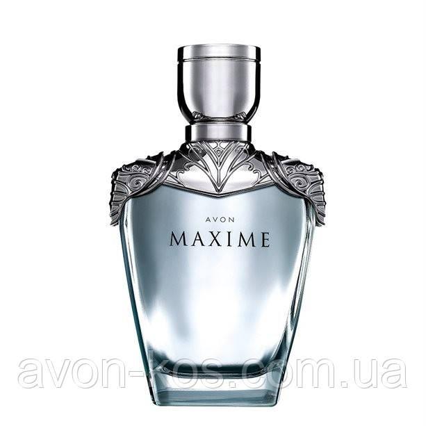 Парфумерна вода Avon Maxime 75 мл для чоловіків