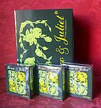 Презервативы Ромео и Джульетта микс из 3 серий .72 шт/блок.Отличное качество !, фото 4